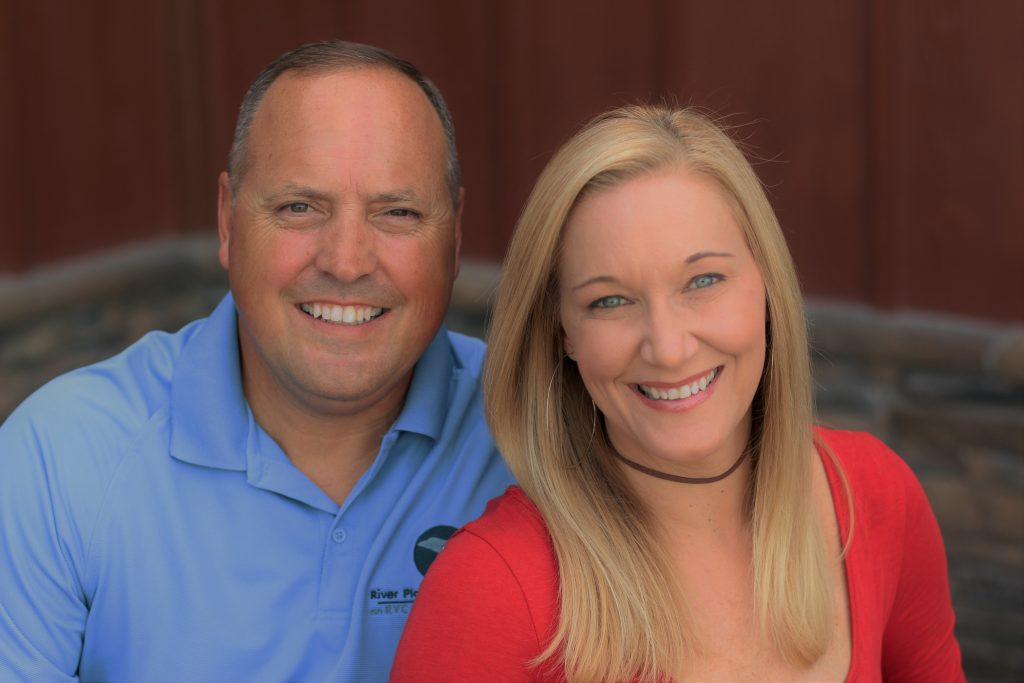 Jimbo and Mandy Conner Conner Properties Pigeon Forge Tennessee