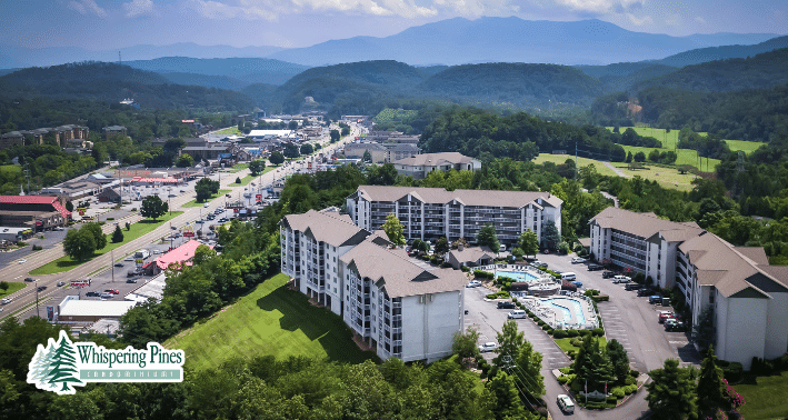 Pigeon Forge Investment Short Term Rental Condo for Sale at Whispering Pines