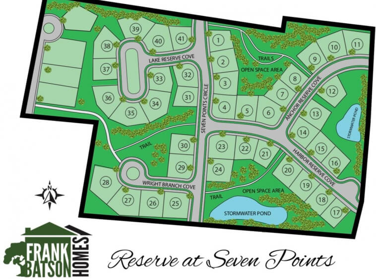 Reserve at Seven Points Lot 12