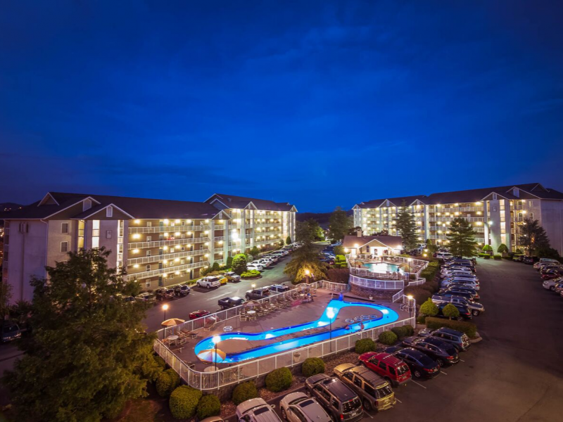 Conner Properties Pigeon Forge Vacation Rentals