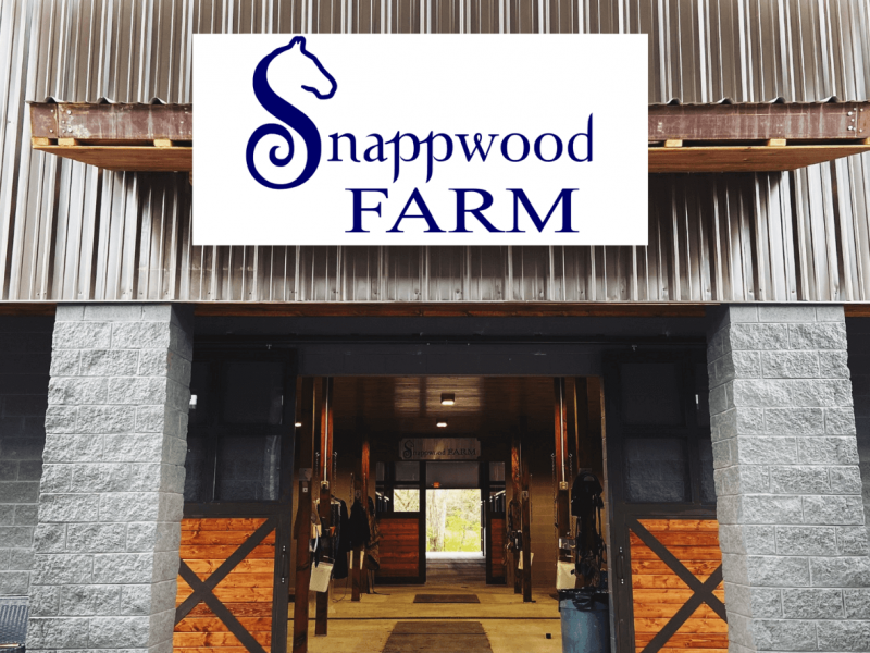 Snapwood Farm Smoky MOuntain Arena Events Venue Sevierville Tennessee
