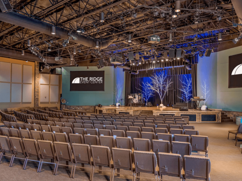 Meeting and Event Space Sevierville Tennessee